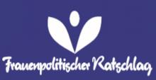 Logo des Frauenpolitischen Ratschlags