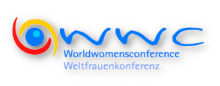 Logo der Weltfrauenkonferenz der Basisfrauen