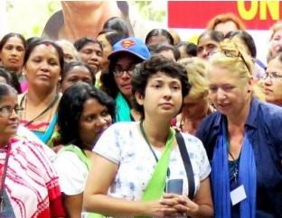 Wir trauern um Sharmistha