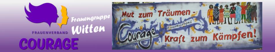 Frauenverband Courage e.V. Frauengruppe Witten